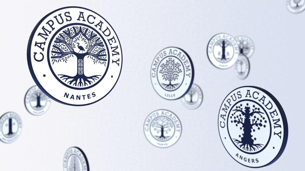 Campus Academy | Charte graphique & Logo
