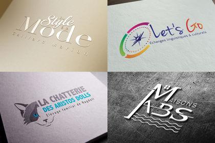Planche logos