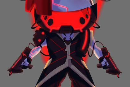 Archétype Cyberpunk - Mercenaire