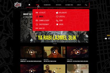 Site Web / Boubli