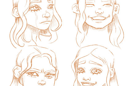 Les emotions, sketch