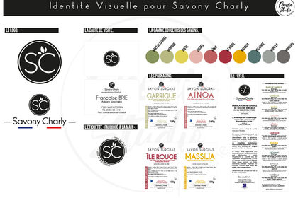 Création Logo + Charte Graphique