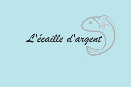 Écaille D'argent Logo Concept 2