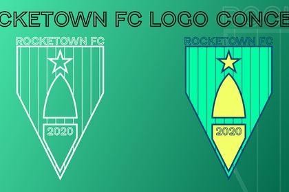 Rocketown FC Logo