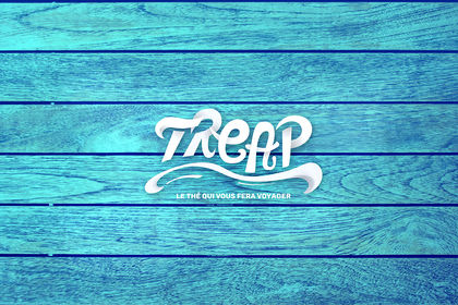Conception du logo Treap.