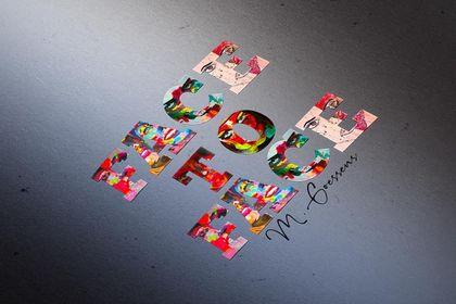 Logo artiste peintre