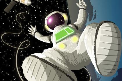 L'astronaute