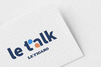Logo Le talk