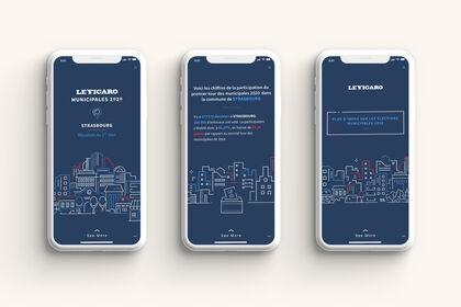 Identité visuelle municipales 2020