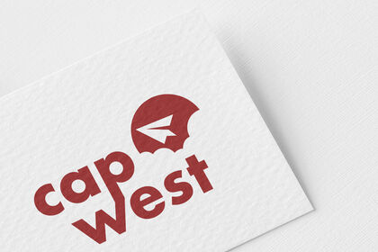 Logo Cap West