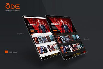 UI - prototype app IFE