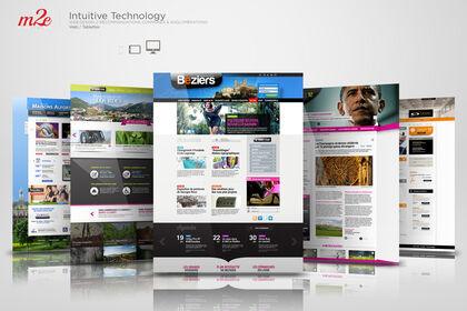DA et webdesign mutli projets