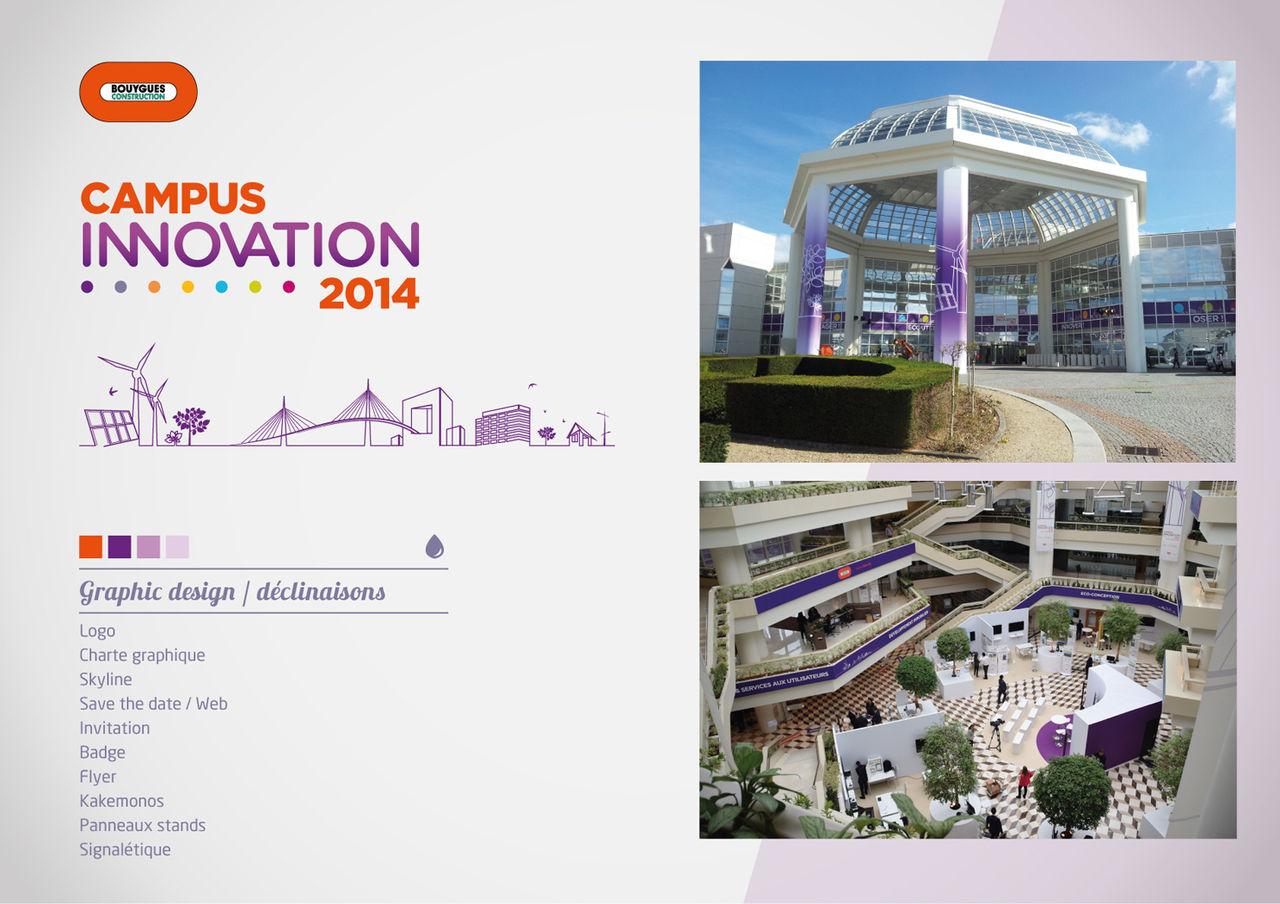 Campus Bouygues Construction