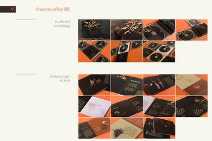 Coffret 5 CD