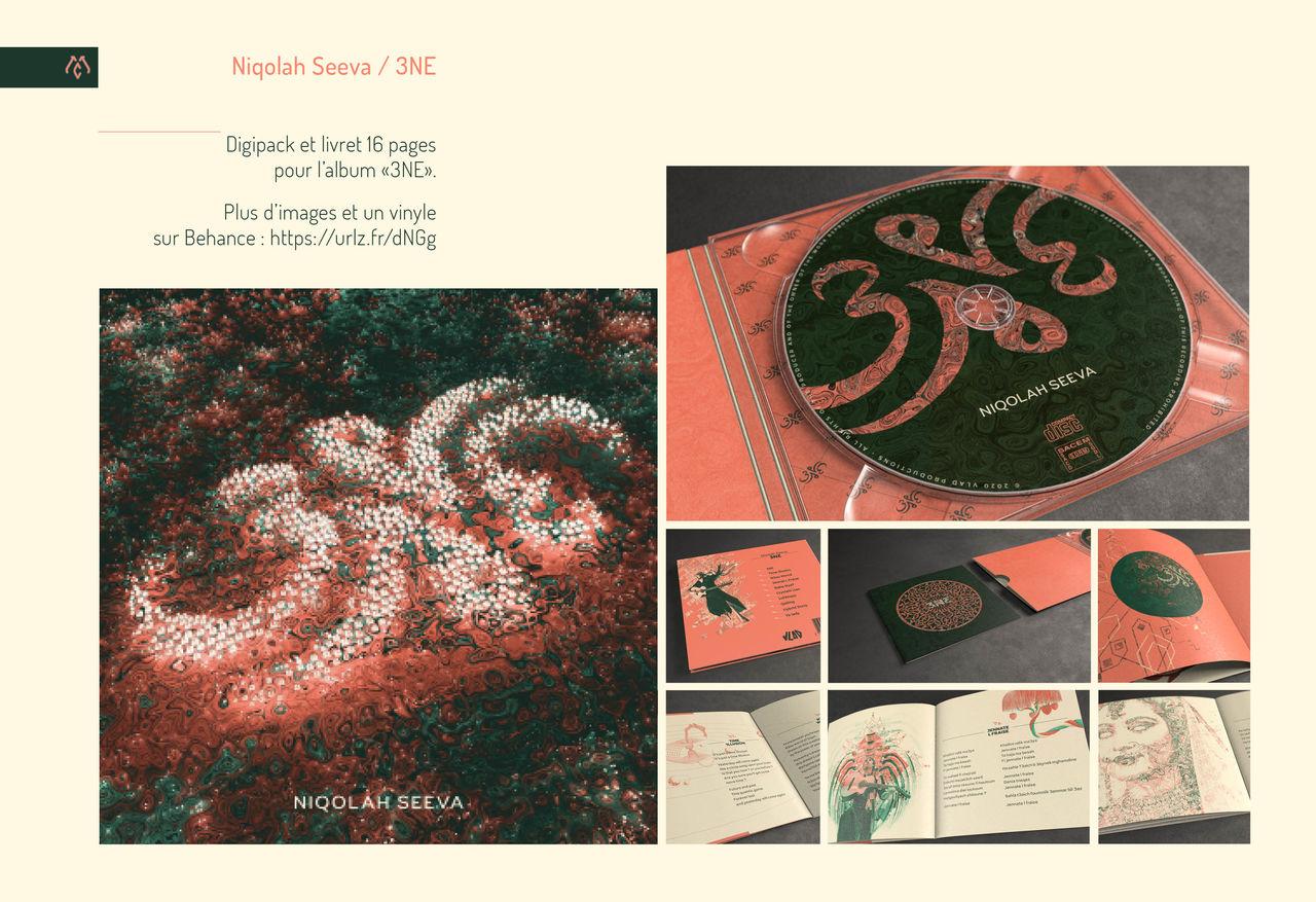 Niqolah Seeva - 3NE