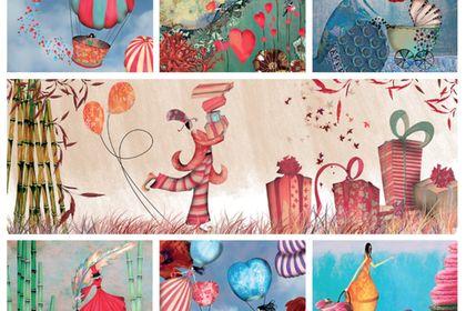 Illustrations Tendances Édition
