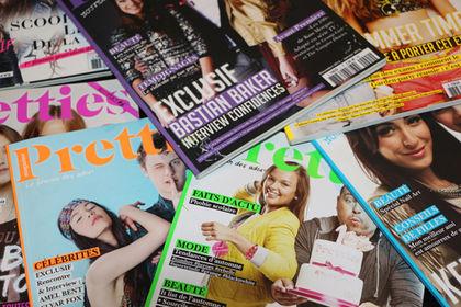Pretties® magazine