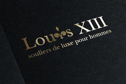 Louis XIII - Souliers pour homme