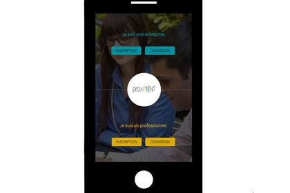 Ecran App proxiMENT