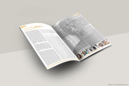 Charte et mise en page magazine