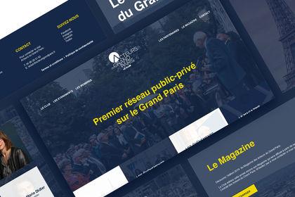 Acteur du Grand Paris x Valentin Waterlot