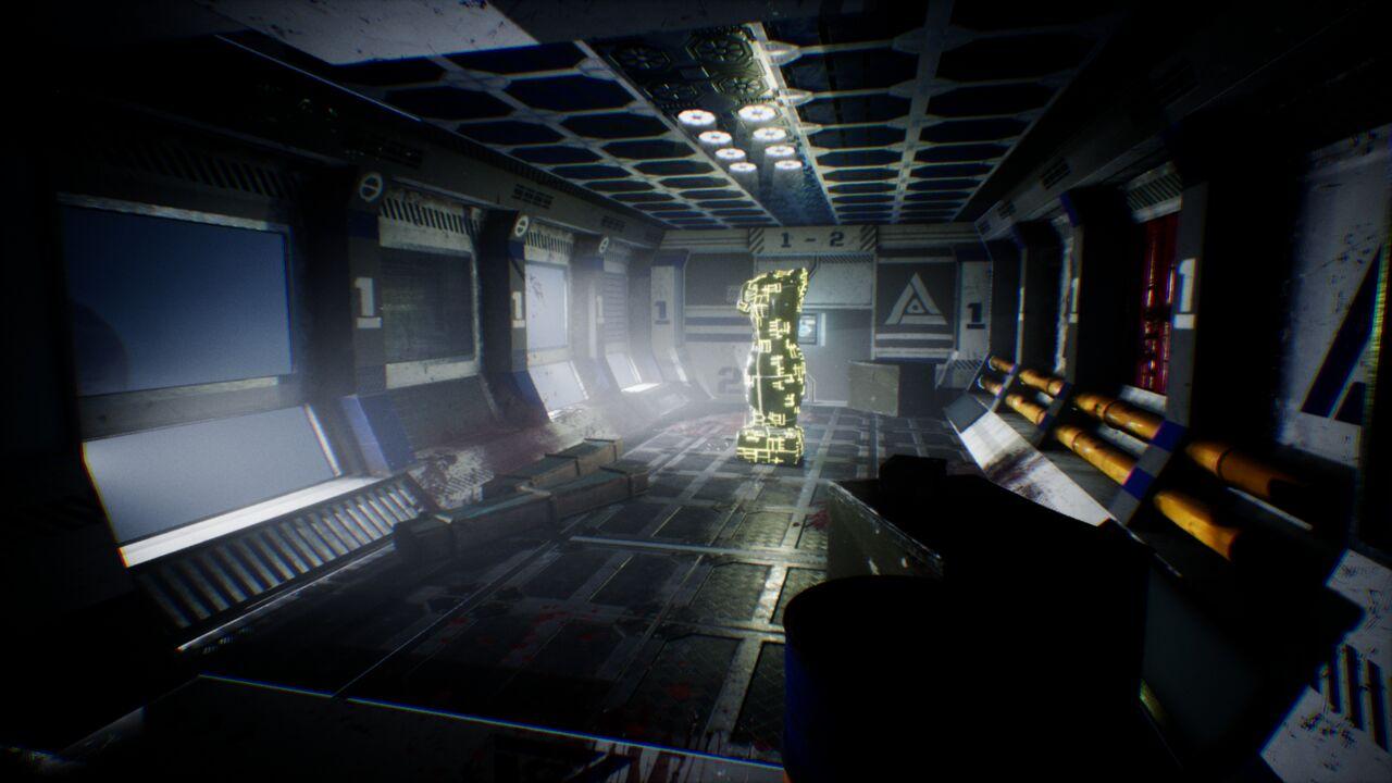 The bloody corridor