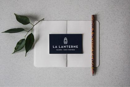 Cartes de visite / Logo - Galerie