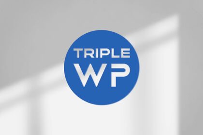 Création de logo - Triple WP (exercice)