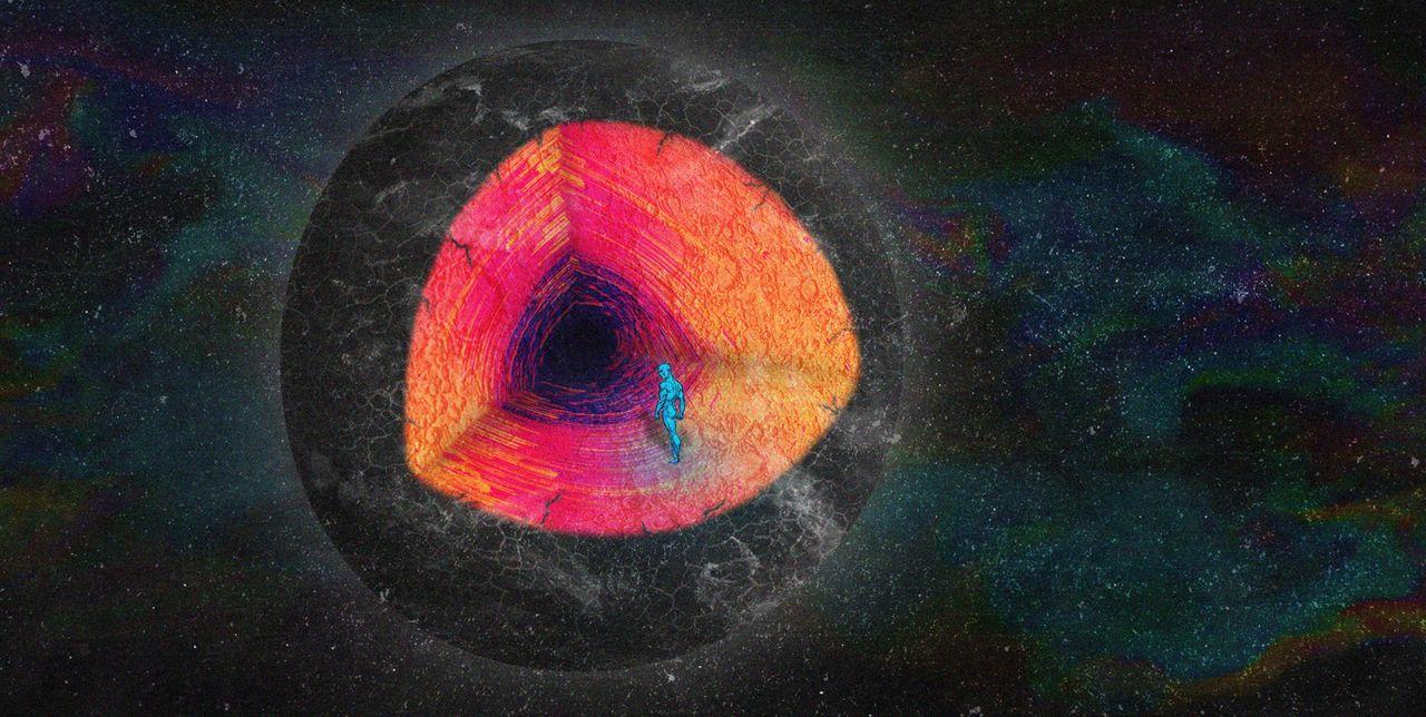 Triptyque planète (2)