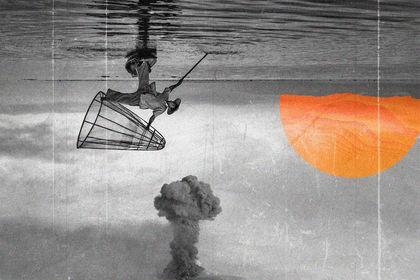 Le pêcheur et le volcan