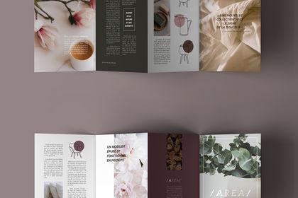 Brochure Area
