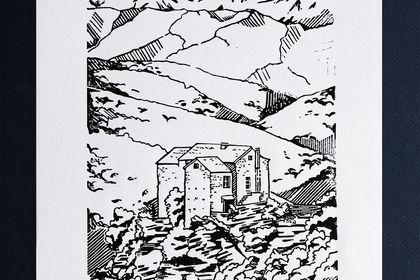 Gravure Morosaglia