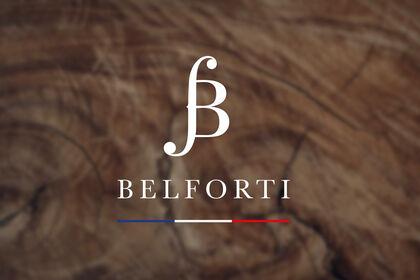 Logo pour la marque de lutherie Belforti