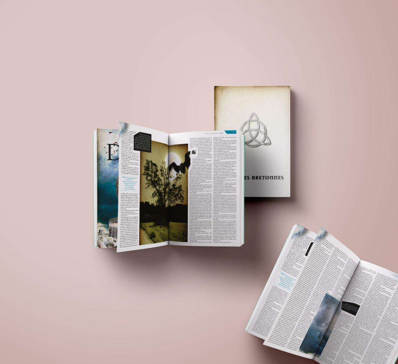 Brochure legendes bretonnes