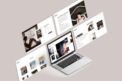 Webdesign - Association Austime