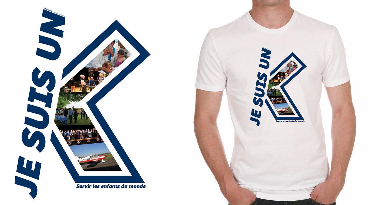 Visuel pour T-shirt