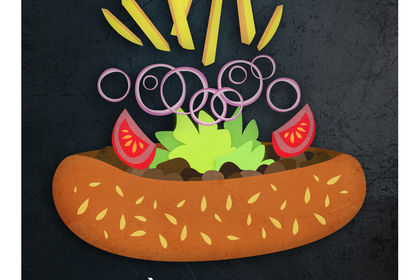 Affiche Kebab