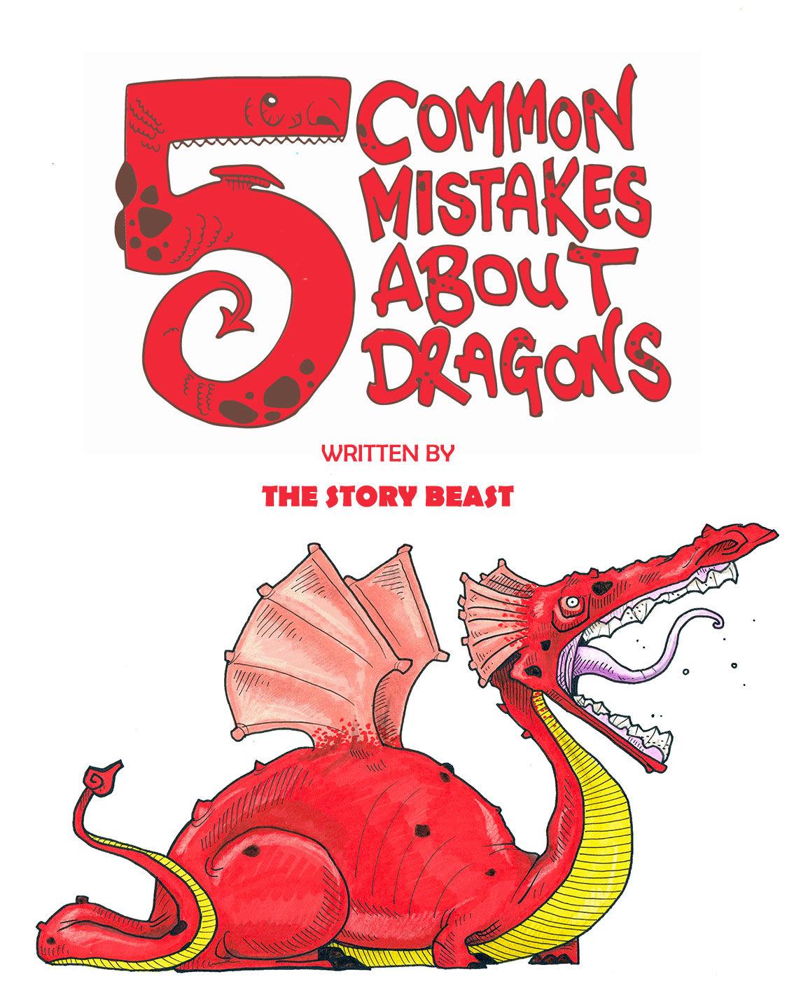 5 Erreurs Courantes sur les Dragons