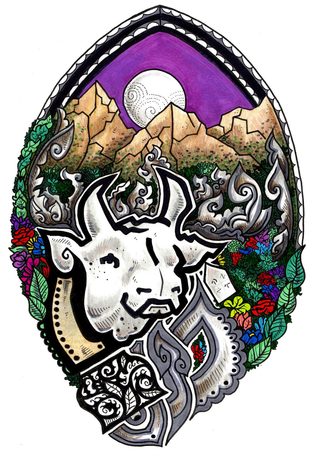 Vache de Rubix Kangaroo