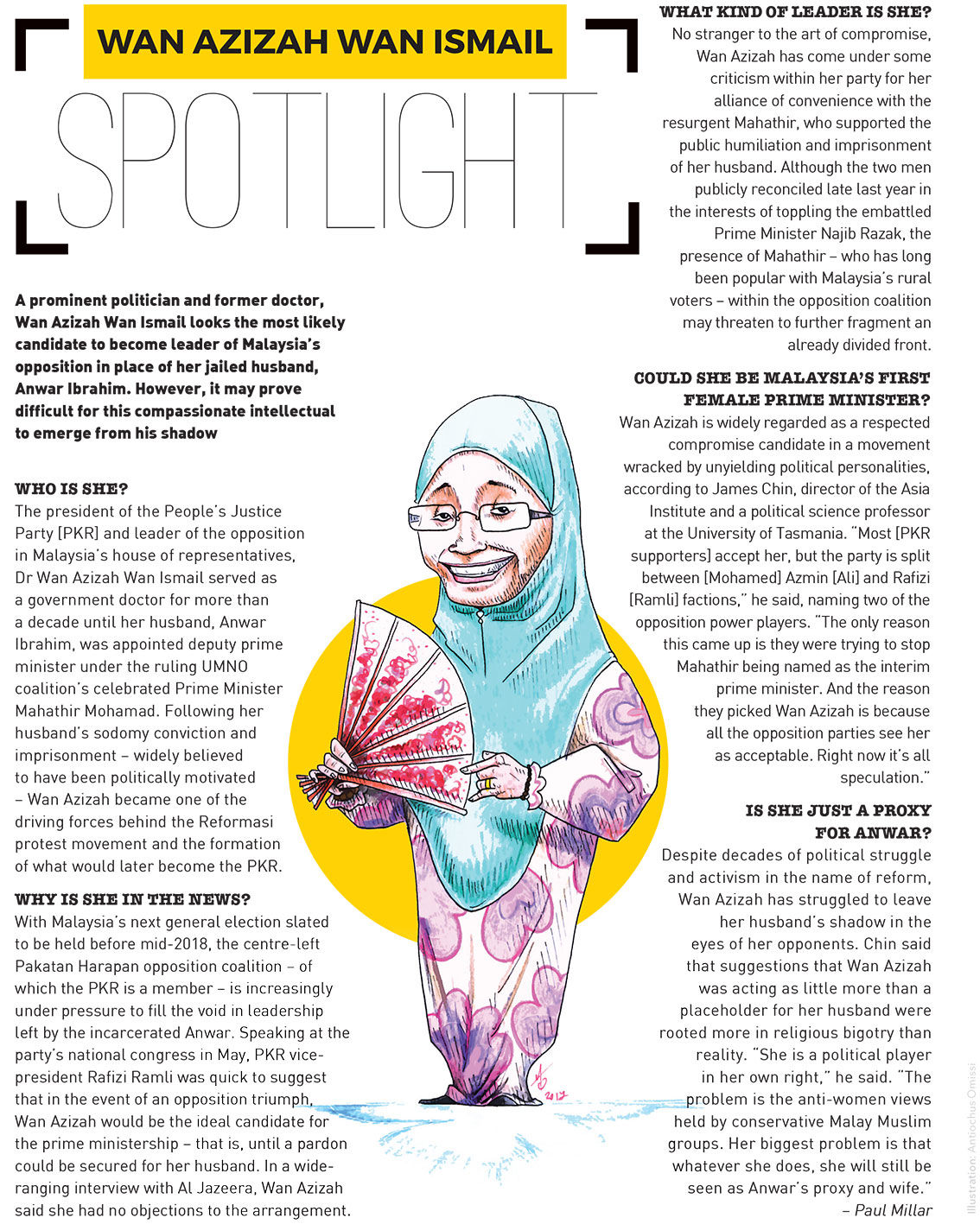 Magazine South East Asia Globe