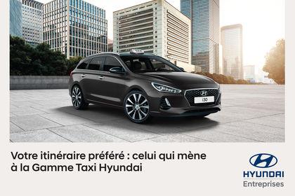 Hyundai - Gamme Taxi
