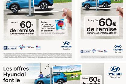Hyundai - Opération Atelier concessionnaires