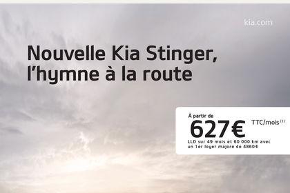 KIA - STINGER