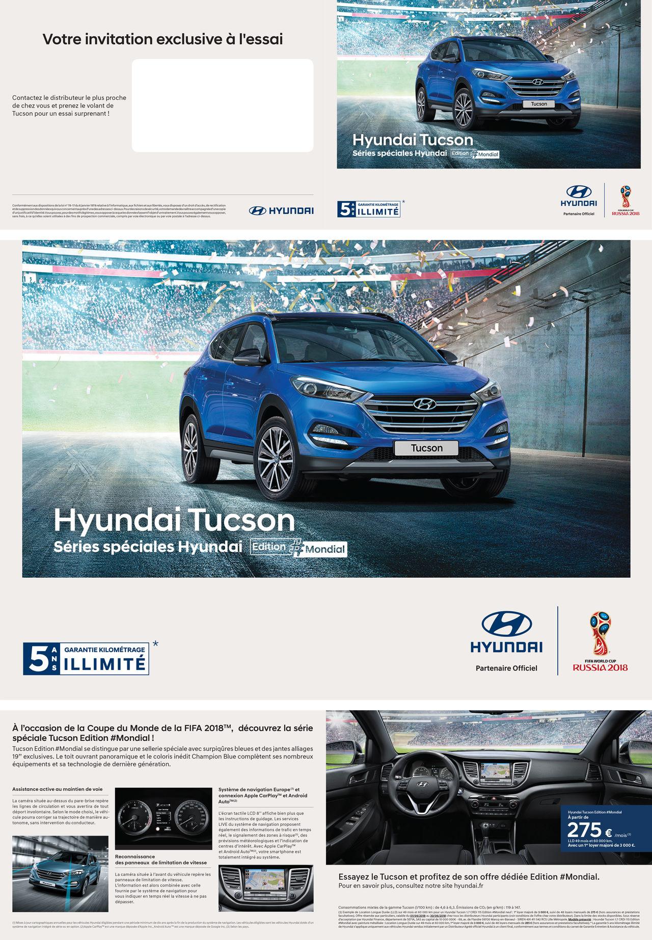 Hyundai - Série spéciale