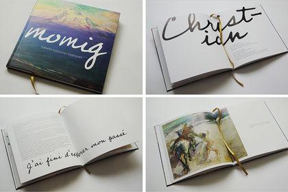 Momig - Le livre