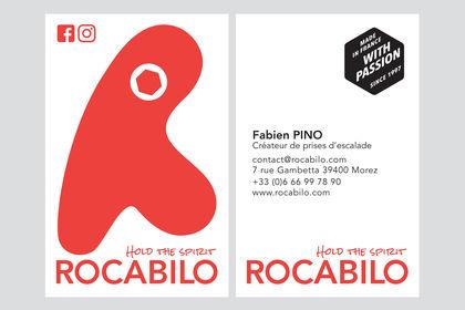 Rocabilo - créateur de prises d'escalade
