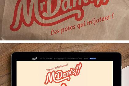 Mr Dam's - Foodtruck Nantes