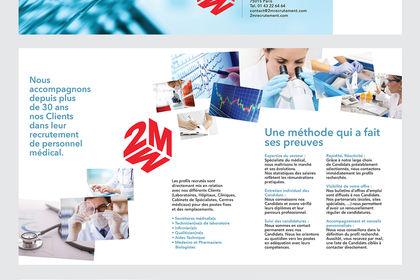 2M - Le spécialiste du recrutement médical