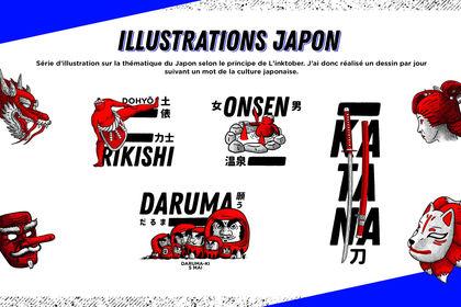 Illustrations Japon