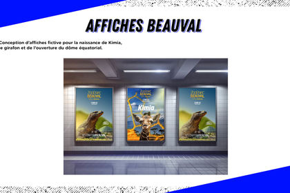 Affiches Beauval